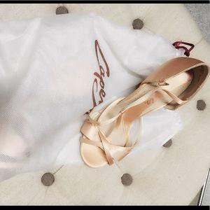 Cape zoo ballroom dance shoes 👠